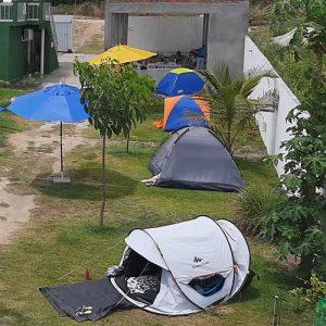 Área de Camping