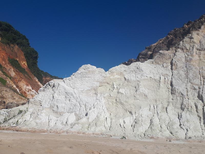 Falésias Coloridas